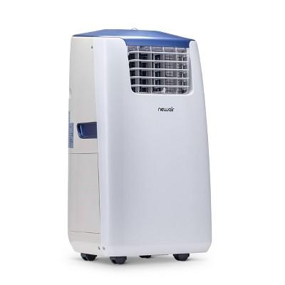NewAir Portable Air Conditioner AC-14100H and Heater 14,000 BTUs White