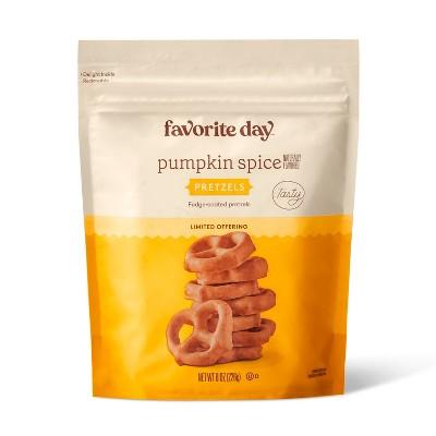 Pumpkin Spice Pretzels - 8oz - Favorite Day™
