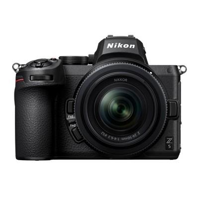 Nikon Z 5 FX-format Mirrorless Camera with NIKKOR Z 24-50mm f/4-6.3 Zoom Lens