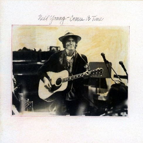 Neil young - Comes a time (CD) - image 1 of 3