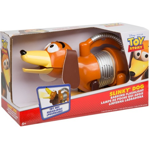 Disney Pixar Toy Story Slinky Dog Barking Flashlight Target