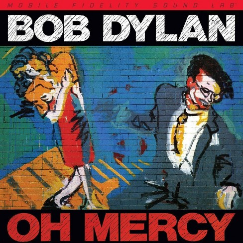 Bob Dylan - Oh Mercy (2LP 45RPM 180G) (Vinyl) - image 1 of 1