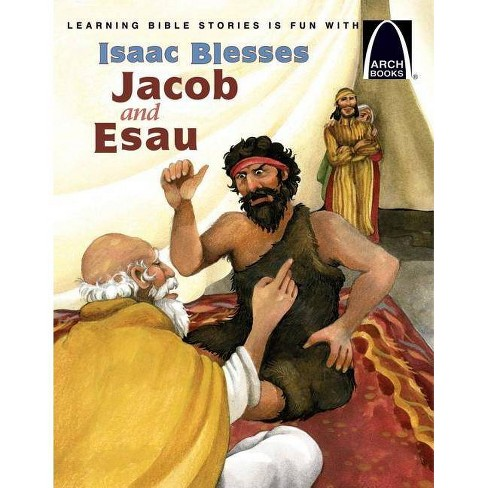 Isaac Blesses Jacob and Esau - by  Stephenie Hovland (Paperback) - image 1 of 1