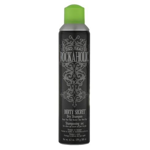 TIGI Bed Head Rockaholic Dirty Secret Dry Shampoo - 6.3 fl oz - image 1 of 4