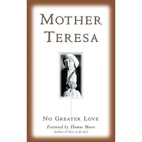 No Greater Love - by  Mother Teresa (Paperback) - image 1 of 1