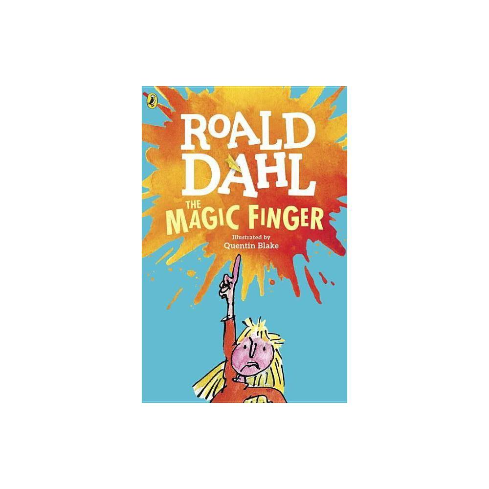 The Magic Finger By Roald Dahl Paperback