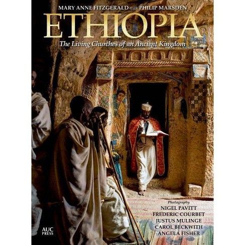 Ethiopia - by  Mary Anne Fitzgerald & Philip Marsden (Hardcover) - image 1 of 1