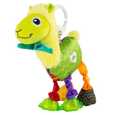 Lamaze Leandro the Llama Clip & Go Baby Toy