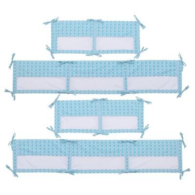 Disney© Secure-Me Crib Liner - Ariel Sea Princess