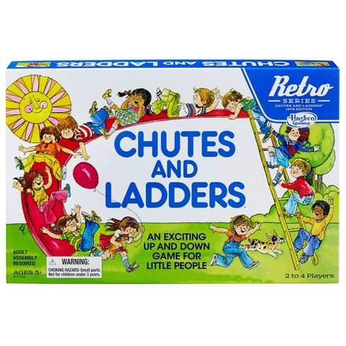Chutes And Ladders Game Retro Series 1978 Edition Target