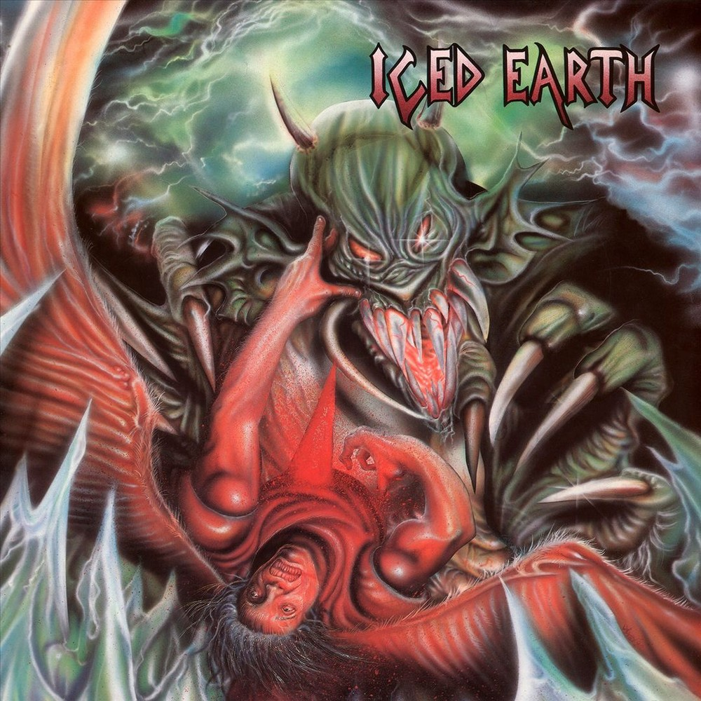 Iced earth - Iced earth (Vinyl)