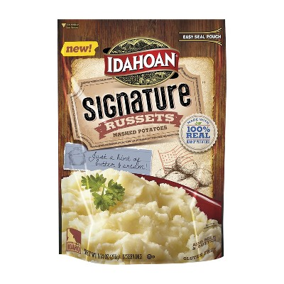 Potatoes & Stuffing: Idahoan Signature Russets