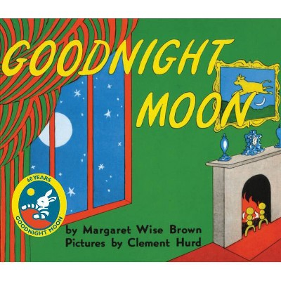 Goodnight Moon (Reissue)by Margaret Wise Brown (Board Book)