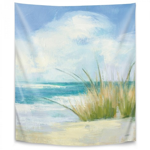 Americanflat Wind And Waves Iii By Wild Apple 68 X80 Wall Tapestry Target