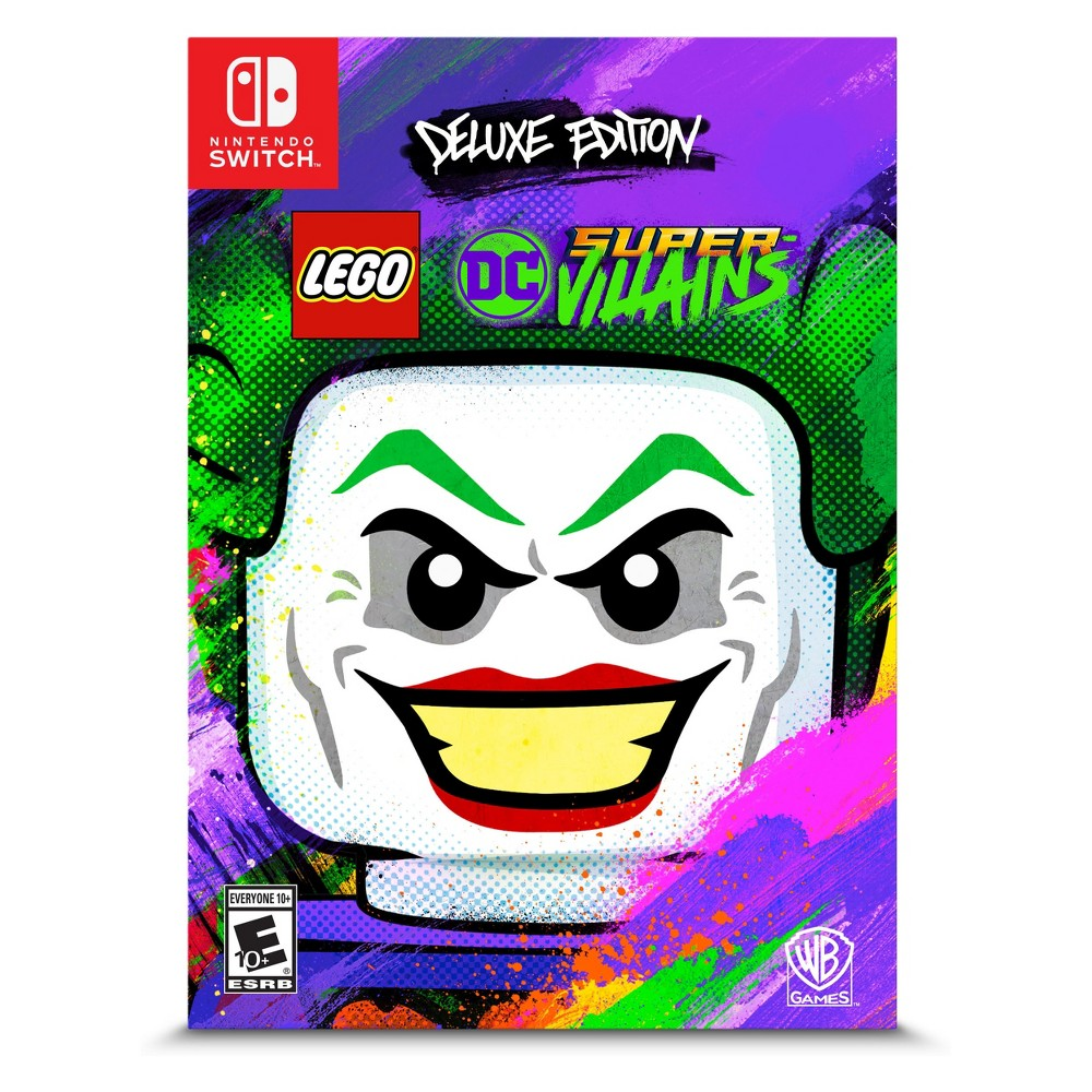 Lego DC Super Villains: Deluxe Edition - Nintendo Switch