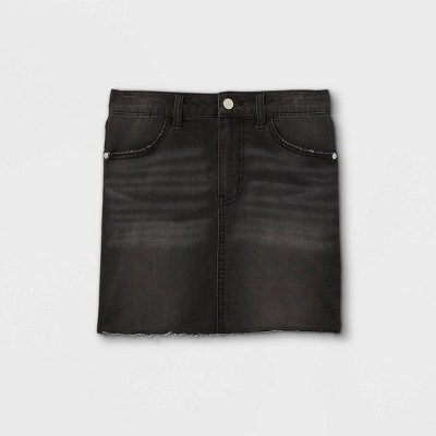 Girls' Denim Skirt - art class™