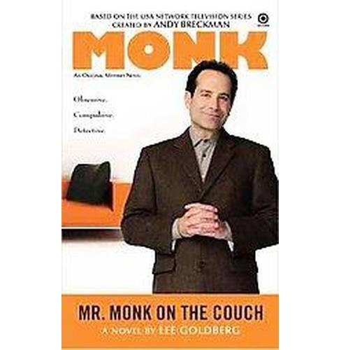 Mr. Monk on the Couch (Reprint) (Paperback) (Lee Goldberg) - image 1 of 1