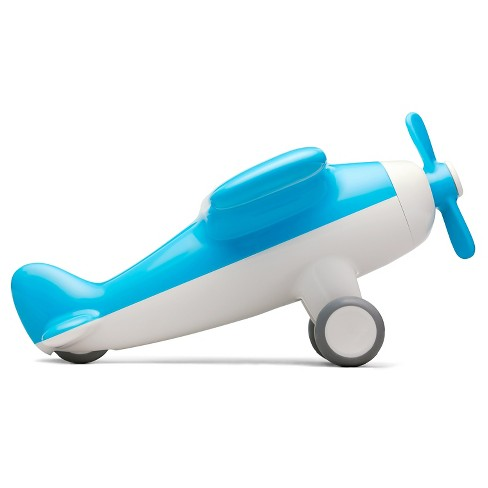 Kid O Airplane Toy - Blue - image 1 of 2