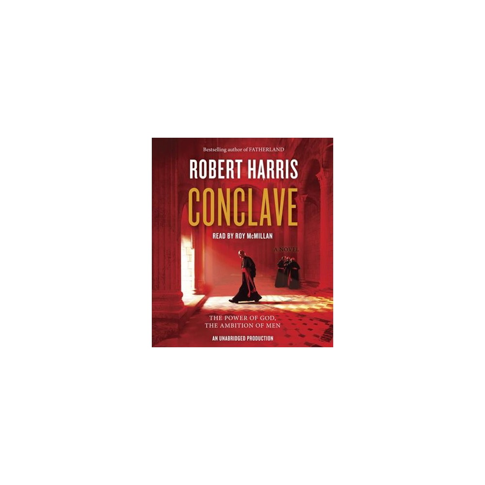 Conclave (Unabridged) (CD/Spoken Word) (Robert Harris)
