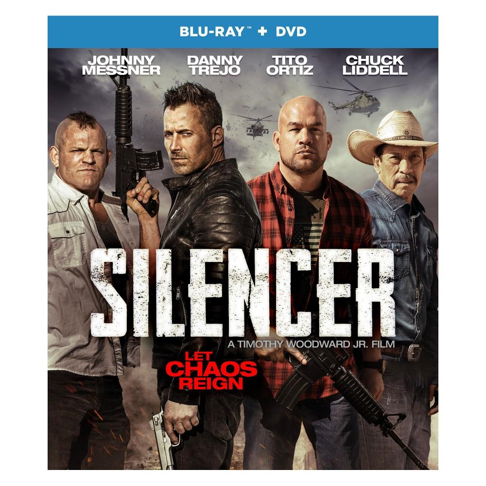 Silencer (Blu-Ray + Dvd + Digital)