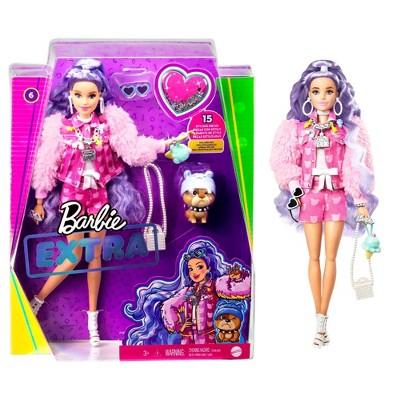 Barbie Extra Doll - Periwinkle Hair