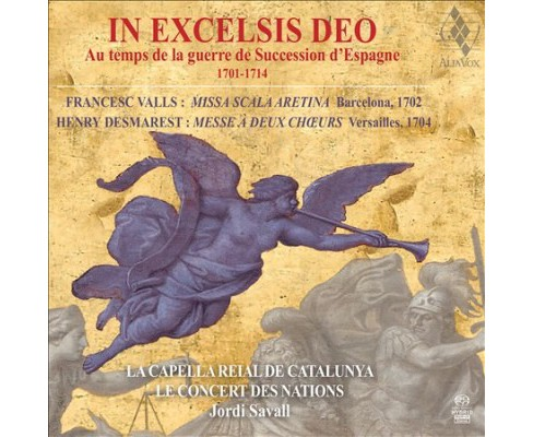 Jordi Savall - In Excelsis Deo (CD) - image 1 of 1