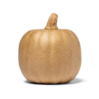 Paper Mache Pumpkin Large - Mondo Llama™