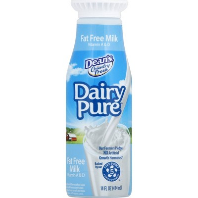 DairyPure Skim Milk - 12 fl oz