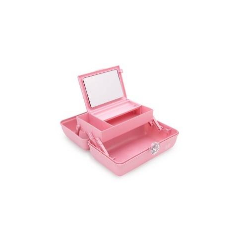 Caboodles Makeup Bag On The Go Girl - Prism Pink - image 1 of 4