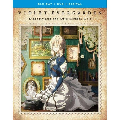 Violet Evergarden I: Eternity & The Auto Memory D Movie (Blu-ray)(2020)