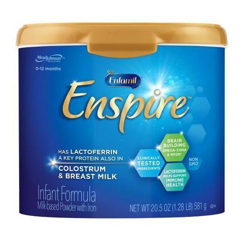 Enfamil Enspire Infant Formula Powder Tub - 20.5oz - image 1 of 6