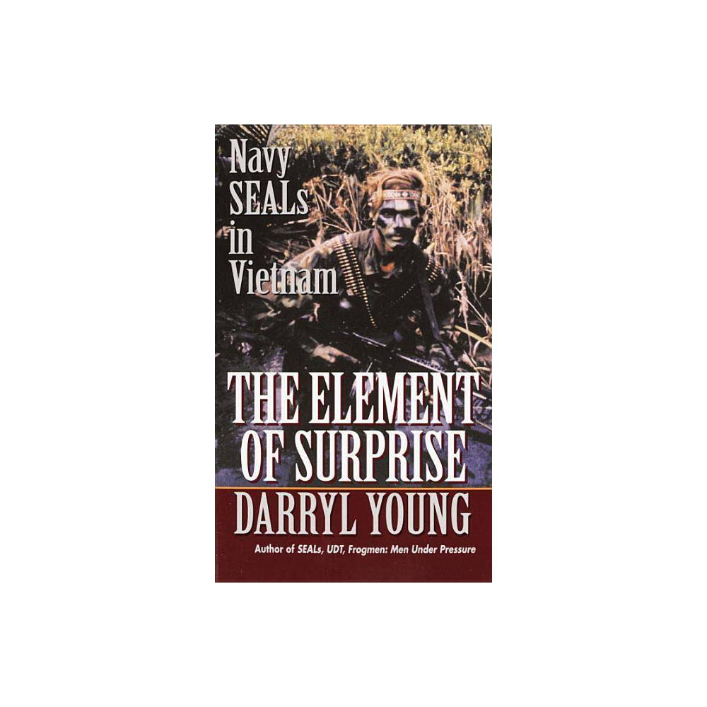 The Element of Surprise - by Darryl Young (Paperback)