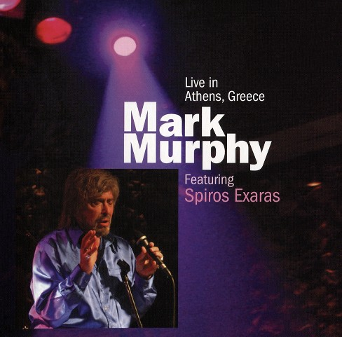 Mark murphy - Mark murphy live in athens greece (CD) - image 1 of 1