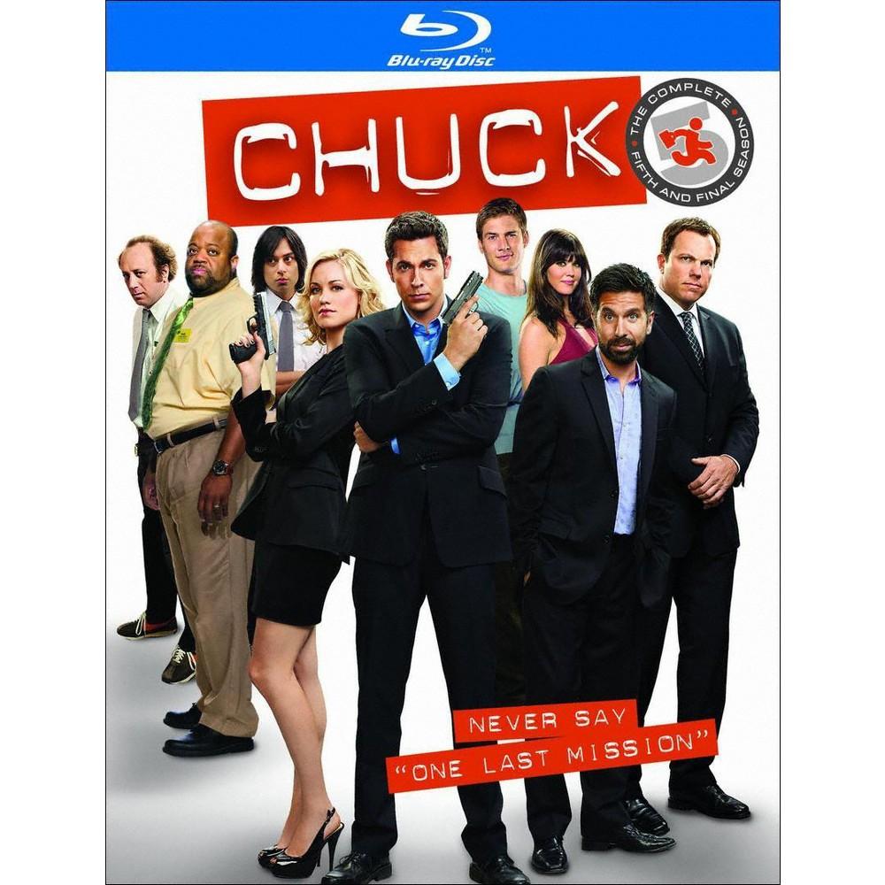 Chuck: The Complete Fifth Season (2 Discs) (Blu-ray)