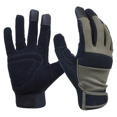 Leather Men's Performance Garden Glove - Black - Threshold™