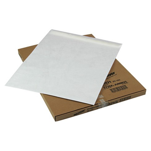 Survivor Tyvek 18 x 23 Jumbo Mailer with Side Seam - White (25 Per Box) - image 1 of 1