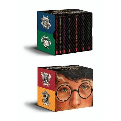 Harry Potter : The Complete Series - Special (Harry Potter)by J. K. Rowling (Paperback)