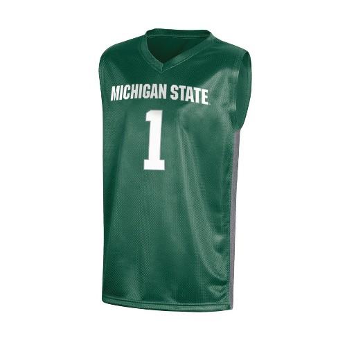 NCAA Boy s Basketball Jerseys Michigan State Spartans - S   Target 660cd481b