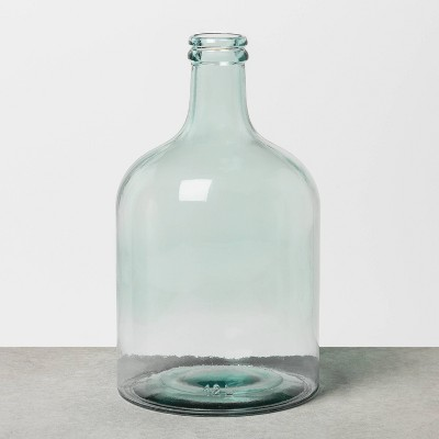 Xtra Large Clear Glass Vase - Hearth & Hand™ with Magnolia