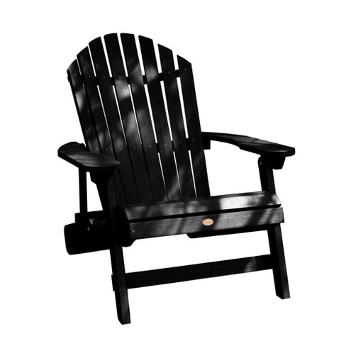 King Hamilton Folding Patio Adirondack Chair - highwood - image 1 of 3