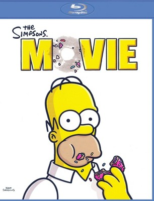 The Simpsons: The Movie (Blu-ray)