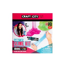 Karina Garcia DIY Slime Kit- Craft City