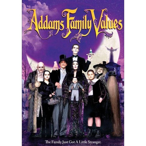 Addams Family Values (DVD) - image 1 of 1