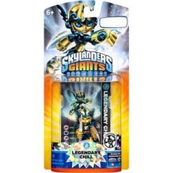 Skylanders Giants Lightcore Legendary Chill Figure Pack