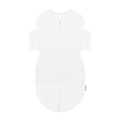 Happiest Baby SNOO Sack Swaddle Wrap - White - L