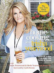 Home Cooking With Trisha Yearwood (Paperback)by Trisha Yearwood