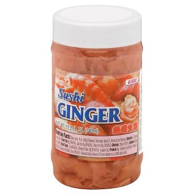 JFC Sushi Ginger - 11.5oz