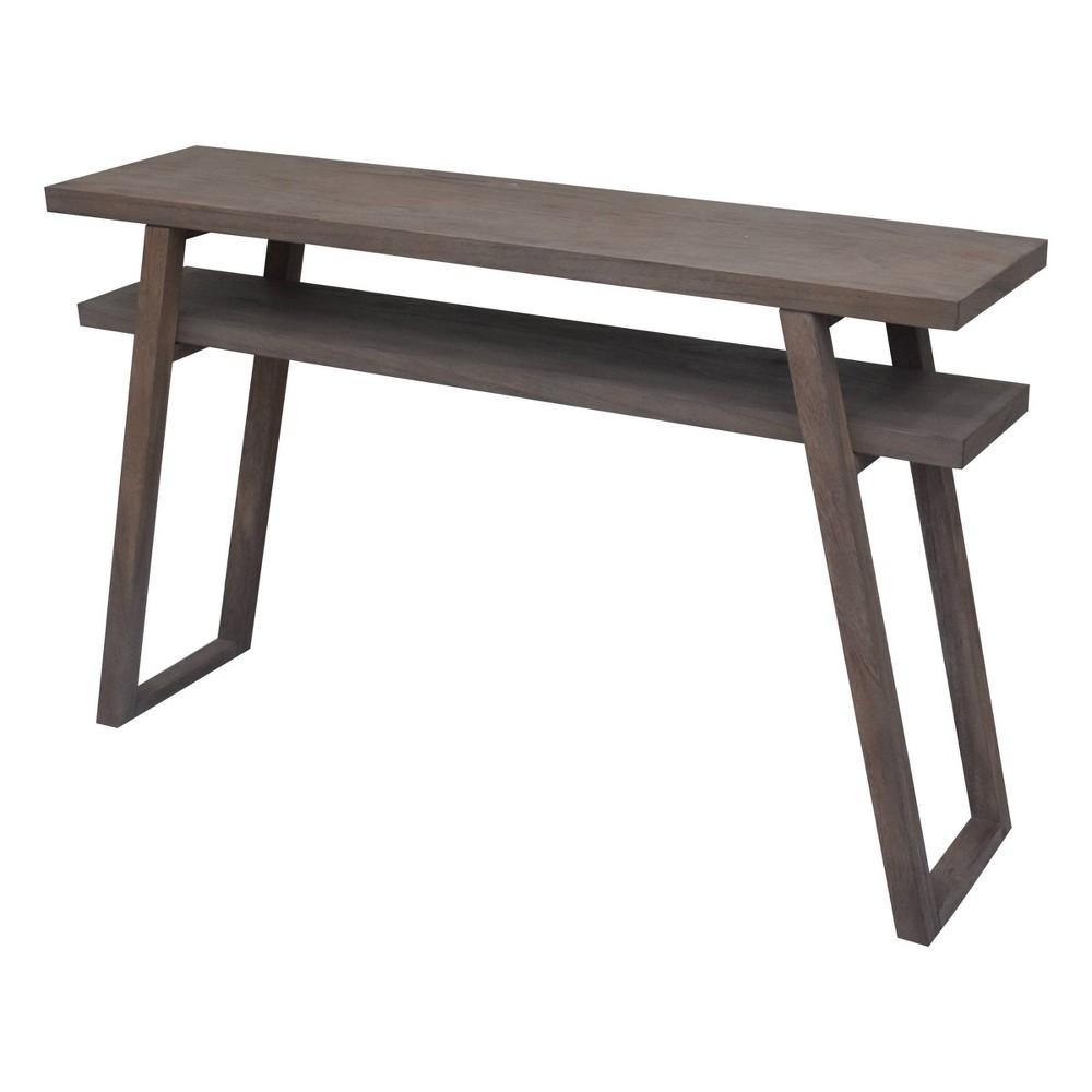 Image of Leroy Console Table Set Gray - Hopper Studio