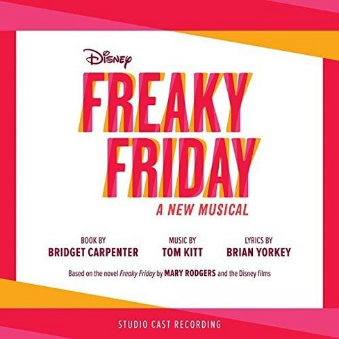 Various - Freaky Friday (Ocr) (CD) - image 1 of 1