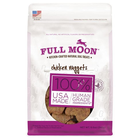 Full Moon Chicken Nugget Treat 6oz
